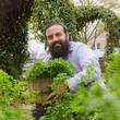 Garden Cafe gardener Cody Hennigan