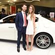 News, Shelby, Helfman Maserati opening, June 2015, Blake Helfman, Hilary Rosenstein