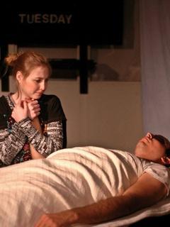 Dallas actor Mikaela Krantz in Gruesome Playground Injuries