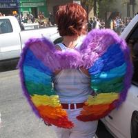Austin Photo Set: News_Mike_Pride photos_September 2011_rainbow wings