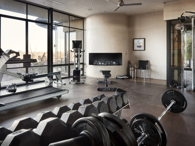 Exercise room 2800 Stratford