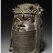 News_Joseph Campana_Gary Tinterow interview_May 2012_Edo_Benin Kingdom_Commemorative Head of a King