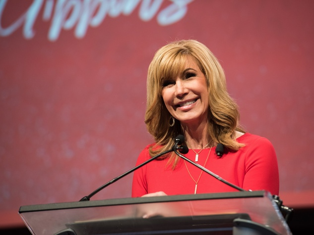 Leeza Gibbons, Go Red for Women Dallas