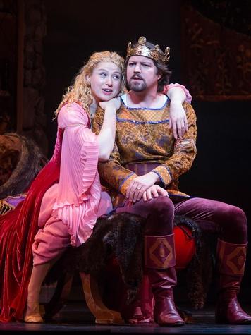 TUTS Camelot King Arthur
