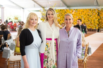 Kate Upton joins Houston A-listers for fab and fashionable fête