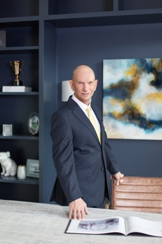 How one Houston Realtor more than earned his hall of fame status