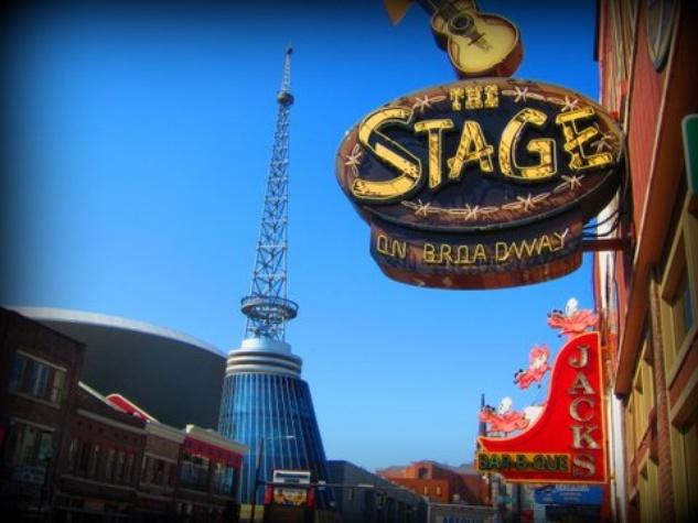 Nashville the stage
