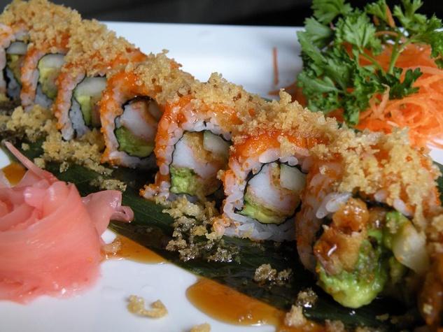 Zenna, sushi