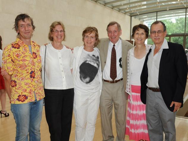Hans Grosse, Barbara Lobeck, Katharina Grosse, Eb Lobeck, Helena Terblanche, Stephan Terblanche, Wunderblock, Nasher