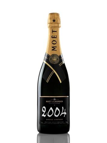 Moet & Chandon Grand Vintage 2004 Brut, champagne