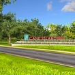 Cane Island in Katy renderings November 2014 entrance with sign
