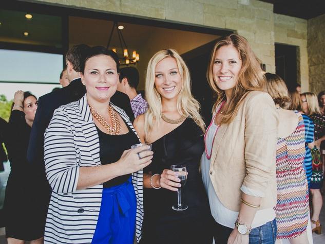 Lania Fryou, Katherine Reagan, Killy Scheer