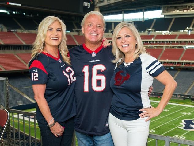 Fantasy Football, 9/16, Vicki Lehner, Bill Lehner, Karen deGeurin