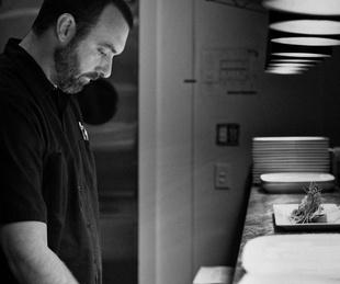 Dallas chef Brian Zenner