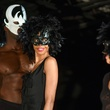 Heart of Fashion Masquerade Ball models