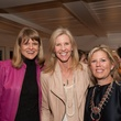 25A- Susan McConn, fromleft, Helen Schmidt and Paige Johnson at the Clayton Dabney fundraiser March 2014