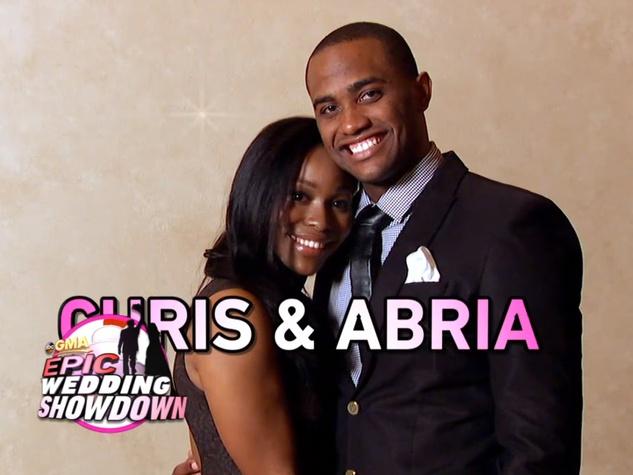 Houston couple on Good Morning America Epic Showdown February 2014