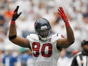 Mario Williams football player Houston Texans September 2011 2