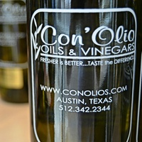 Con' Olio Oils & Vinegars_label_bottle