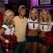 Texans Cheerleaders Swimsuit Calendar party