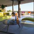 outdoor furniture Escapade Sofa by Zeno Nugari for Roche Bobois