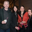 John Jeffries, from left, Franny Koelsch, Claire Cusack and Kathy Frietsch at the Hope Stone Gala March 2014