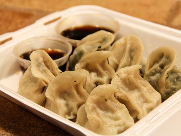 Doozo, dumplings
