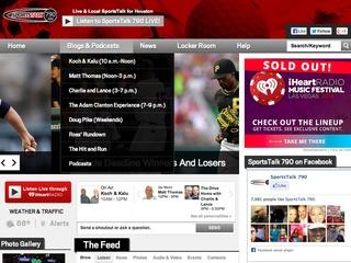 SportsTalk 790 Adam Wexler and Matt Jackson show not listed fired August 2013