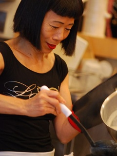 "Cooking class: ""Japanese Cooking, Simplified with Hiroko Shimbo"""