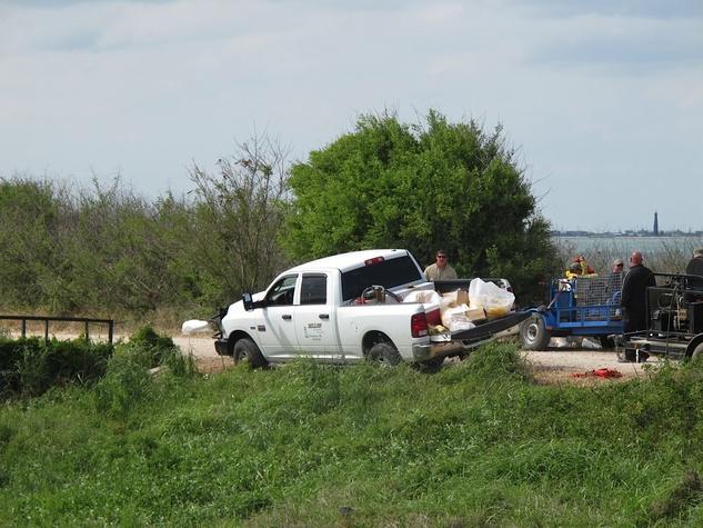 17 Katie Galveston oil spill Part 3 Interconnection April 2014