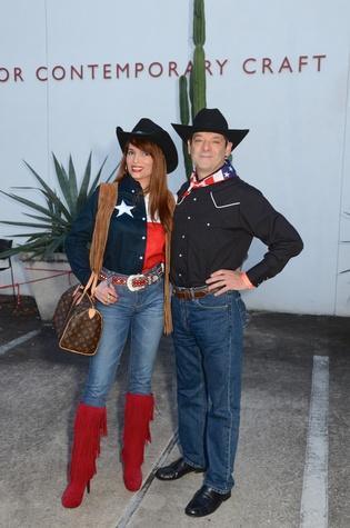Craft Center Houston, 9/16, Karina Barbieri, Carlos Barbieri