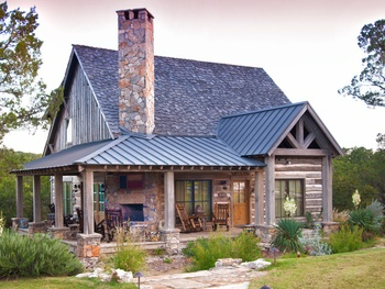 Renew revive redecorate for Rustic texas home plans