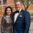 Yvette and Tom Heathering at Rice Honors Gala
