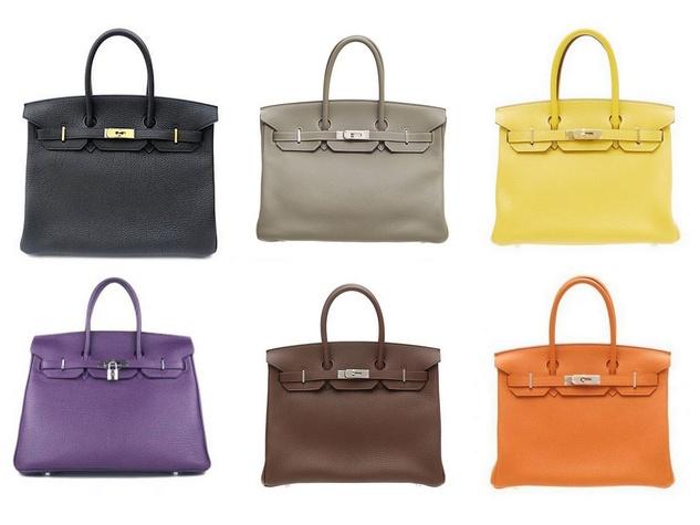 Hermes Birkin bags purses