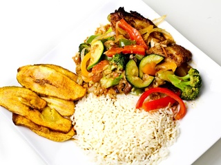 Charcol Restaurant, West African