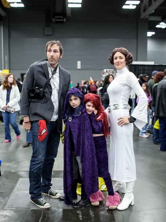 Austin Comic Con 2013 9322