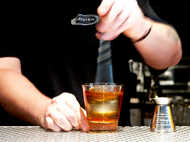 Austin classic cocktails_Chris Bostick_Old Fashioned_Half Step _2015