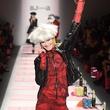 Betsey Johnson, Mercedes-Benz Fashion Week, February 2013