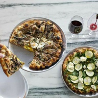 Cantine Italian Cafe and Bar Austin restaurant pizza wine