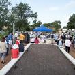 Mandell Park dedication August 21, 2014