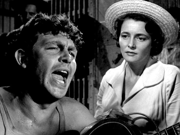 Face in the Crowd, Andy Griffith, Patricia Neal