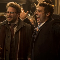 Seth Rogen and James Franco in The Interview