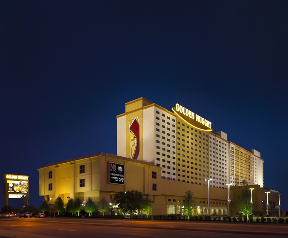 Golden Nugget in Biloxi exterior May 2014