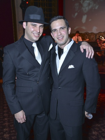 08, HYPA Gala, February 2013, Adam Roberts, Enrique Vandala