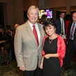 7305 Howard Kelly and Maria Lim at the Ronald McDonald House Charities first fundraiser October 2014