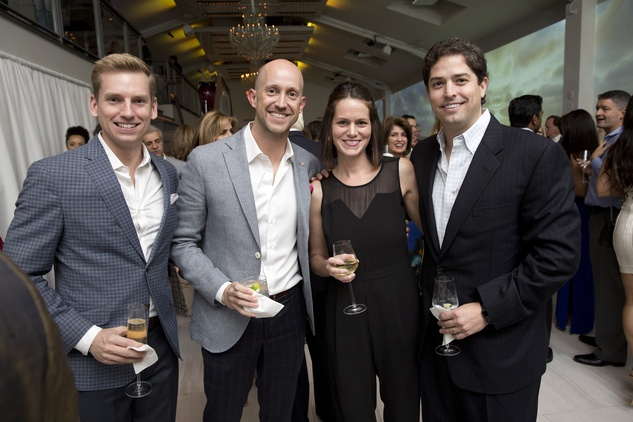 LIFE htx opeing 5/16  Kyle Dutton, Michael Mahlstedt, Kristin Dorsey, Thomas Dorsey