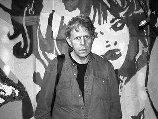 Playwright Len Jenkin
