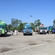 11 art recycling trucks August 2014