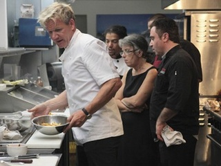 Did gordon ramsay kill el greco dramatic kitchen for Kitchen nightmares season 6 episode 12