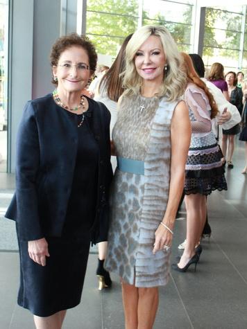 Nancy Nasher, Lisa Cooley